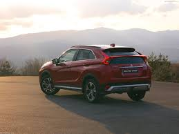 mitsubishi sports car 2018 mitsubishi eclipse cross 2018 pictures information u0026 specs