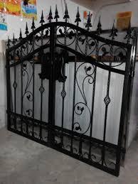 Wrought Iron Patio Doors by Wrought Iron Patio Doors Wickets Garden Gate Iron Door Villa Door