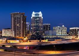 Map Of Downtown Orlando by Downtown Living Downtownorlando Com