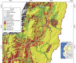 World Mountain Ranges Map by A Passion For Geography Leads To The Rain Forest Arcuser
