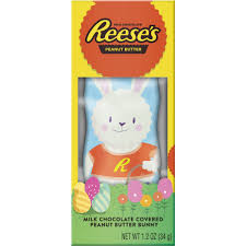 reese s easter bunny easter chocolate npd 2017 hershey cadbury m m s and godiva