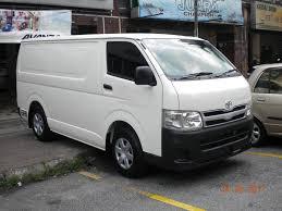 toyota hiace 2014 toyota 3s wangsa maju toyota hiace panel van 2 5 turbo diesel
