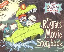 rugrats movie storybook sarah willson john kurtz sandrina