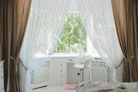 Curtain Separator Types Of Room Partitions Lovetoknow