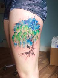 80 mind blowing watercolor tattoos