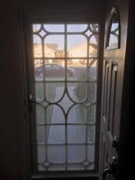 Home Design Home Depot Cabo Bella 32 In X 80 In Copper Security Screen Door