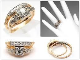 antique gold engagement rings vintage antique engagement rings from eragem jewelry bravobride