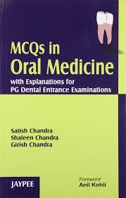 mcqs in oral medicine with explanations for pg dental entrance