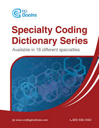 3d577b specialty coding dictionary series 2018 jpg