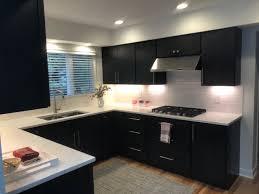 black cabinets kitchen ideas planning a kitchen importance of design gerome s kitchen