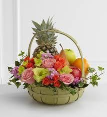 fruit flowers delivery 10 best fruits and flowers baskets images on basket of
