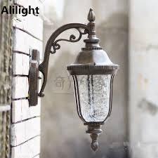 Stainless Steel Outdoor Lighting Fixtures Online Get Cheap Retro Outdoor Lighting Aliexpress Com Alibaba