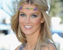 hippie flower headbands 30 stylish hippie hairstyles creativefan