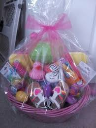 pre made easter baskets for babies this is what i m doing or at least something disney themed