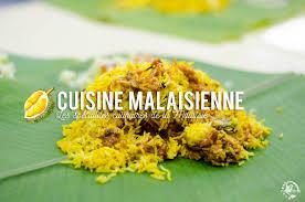 recette cuisine malaisienne cuisine malaisienne les spécialités culinaires de malaisie à
