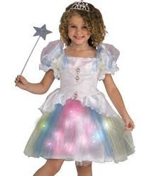 Snowflake Halloween Costume Rush Dance Ballerina Girls Dress Princess Fairy Costume Recital