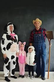Toddler Halloween Costume Cute Matching Costumes Kids Mcdonald Farm