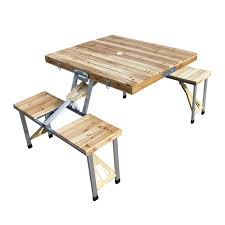 cool outdoor table and chairs folding best quality aluminum