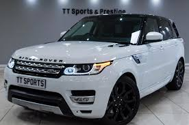 range rover sport silver tt sports u0026 prestige quality sports u0026 prestige cars in derby