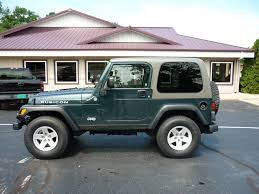 jeep wrangler rubicon 2006 jeep wrangler rubicon suv in illinois for sale used cars on