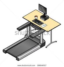 treadmill desk stock images royalty free images u0026 vectors