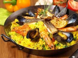 cuisine traditionnelle espagnole paella espagnole un plat 5 étoiles espagnol étoiles et plat