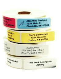 return address labels 250 labels for 3 65