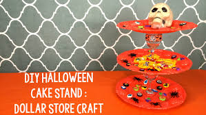 easy to make halloween cakes and cupcakes diy halloween cake stand youtube