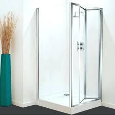 Shower Bifold Door Bi Fold Shower Doors Wickes 900mm Bifold Door Enclosures Optima