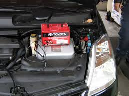 genuine toyota prius battery charger priuschat
