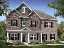 oakwood floor plan in parks at meadowview calatlantic homes