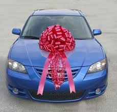 car gift bow 24 car bow outdoor christmas and gift