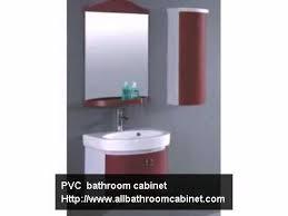 Pvc Vanity Pvc Bathroom Cabinet Supplier Bathroom Vanity China Mp4 Youtube
