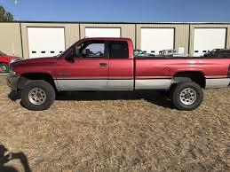 Dodge Ram Cummins V8 - 1997 dodge ram 2500 4x4 ext cab slt 12v cummins for sale in