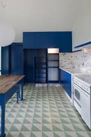 blue kitchen tiles cement encaustic tiles the trend to watch out for décor aid