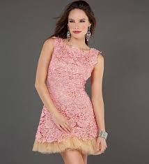 top 3 short lace prom dresses by jovani