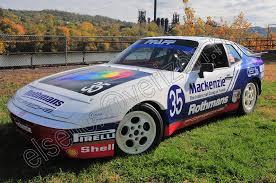 porsche rally car for sale porsche 944 rothmans turbo cup c