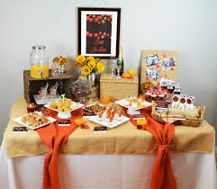theme bridal shower decorations interior design fall themed bridal shower decorations room