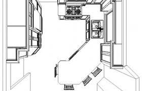 kitchen cabinets layout ideas kitchen design samples the lan network
