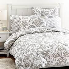 goa ikat comforter sham grey do gray neutral colored bedding