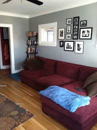 which rug to go with very burgundy couch u2014 good questions