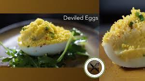mimosa cuisine deviled eggs recipe oeuf mimosa bruno albouze the deal
