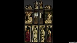 jan van eyck the madonna in the church video khan academy