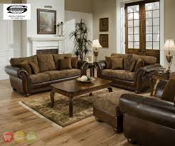 Leather And Fabric Living Room Sets Fabric Living Room Sets Fireplace Living