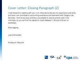 closing paragraph for cover letter body sample