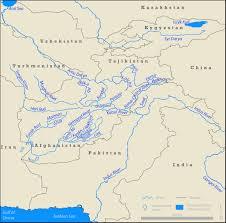 Tajikistan Map Center For Afghanistan Studies University Of Nebraska Omaha