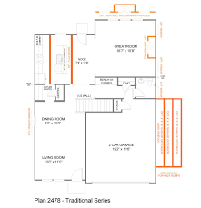 Lenox Floor Plan True Quality