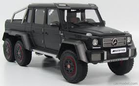 mercedes jeep truck autoart 76302 scale 1 18 mercedes benz g class g63 v8 amg 6x6