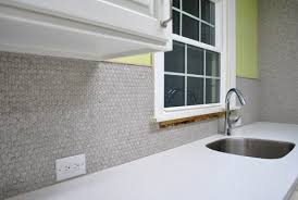 How To Get Bathroom Grout White Again - how to grout penny tile young house love
