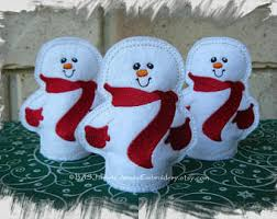 snowman tea light etsy